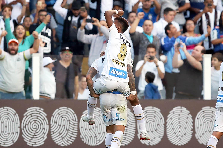 Santos novidades Inter