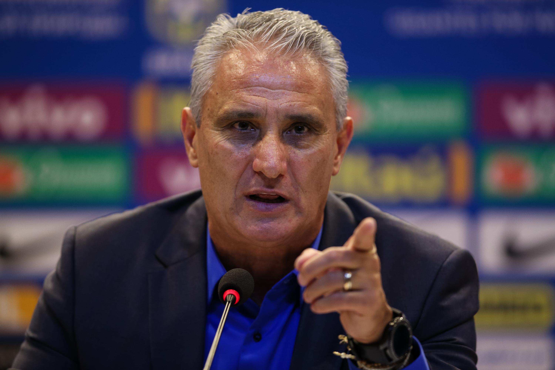 Lista de convocados da seleção brasileira