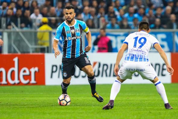 Maicon Grêmio Brasileirão