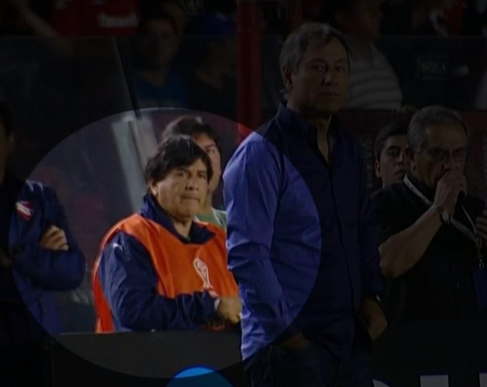 Bruxo do Estudiantes, rival do Grêmio
