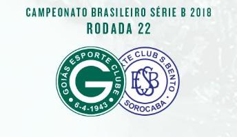 Goiás x São Bento