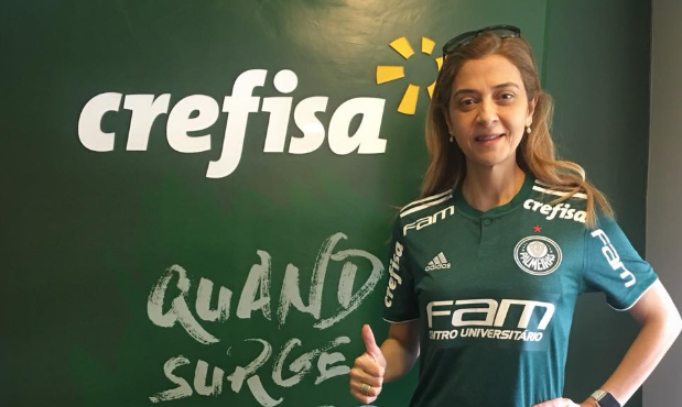 Palmeiras, Leila Pereira