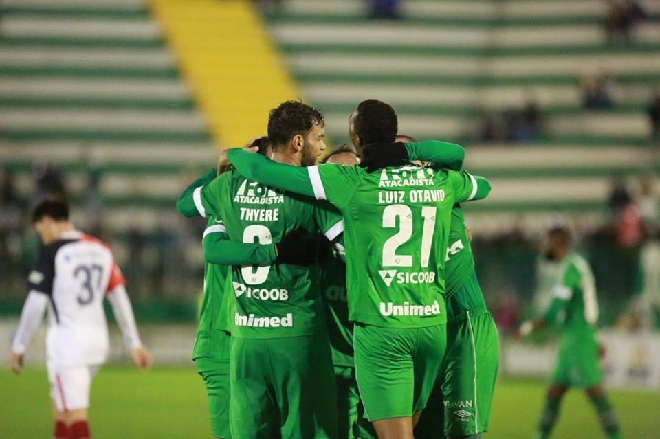 Sport x Chapecoense