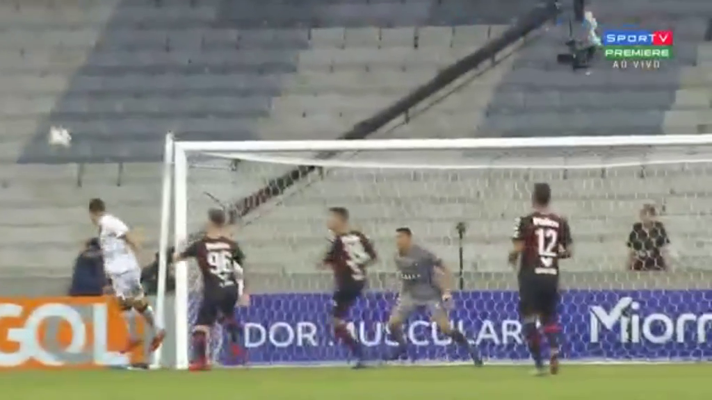 Atlético-PR x Vasco