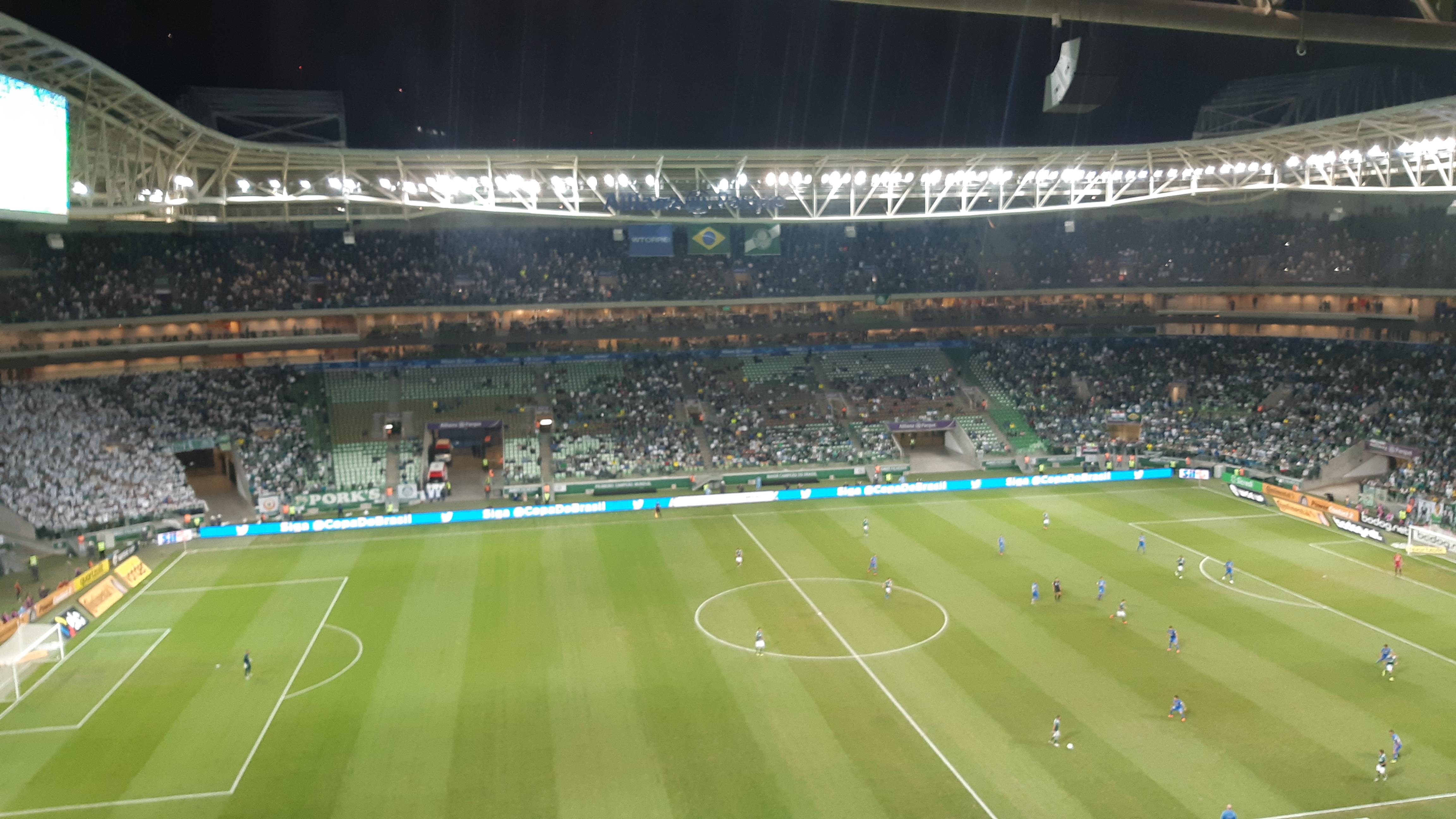 Palmeiras x Cruzeiro - Allianz Parque - Futebol