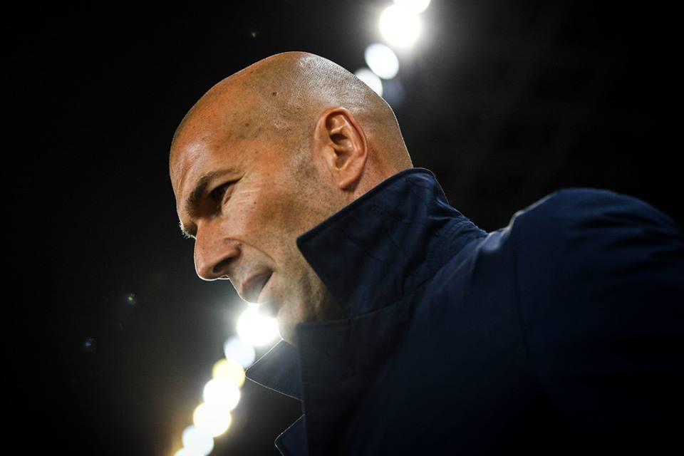 Zidane relembrou as dificuldades que teve na escola, tendo em vista que seu desejo sempre foi se tornar jogador de futebol.