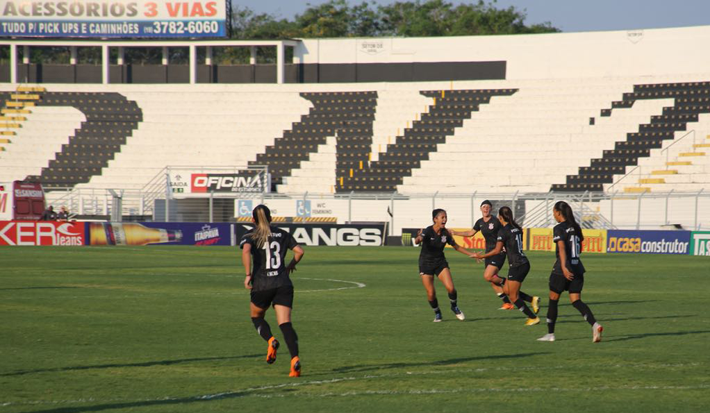 Corinthians x Ponte Preta Brasileiro Feminino Futebol Feminino Brasileirão Feminino