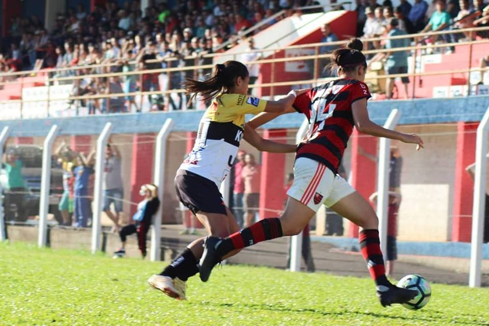 Kindermann x Flamengo Brasileiro Feminino