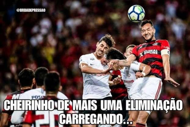 Com Palmeiras E Flamengo Eliminados Veja Os Melhores Memes