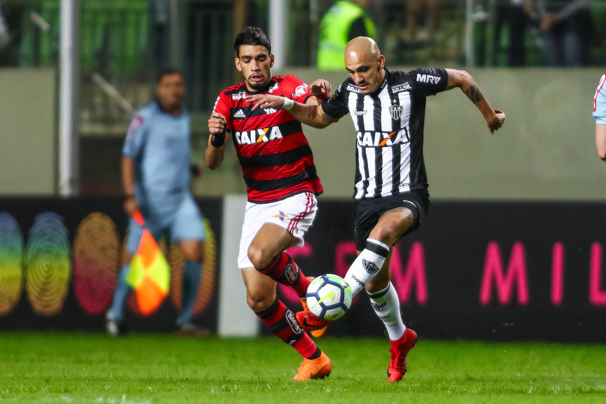 Flamengo x Atlético-MG