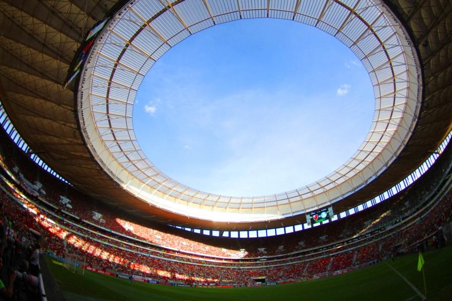 Premiere mostra sábado (25) o jogo entre Botafogo e Palmeiras realizado no Estádio Nacional de Brasília, popularmente conhecido como Mané Garrincha