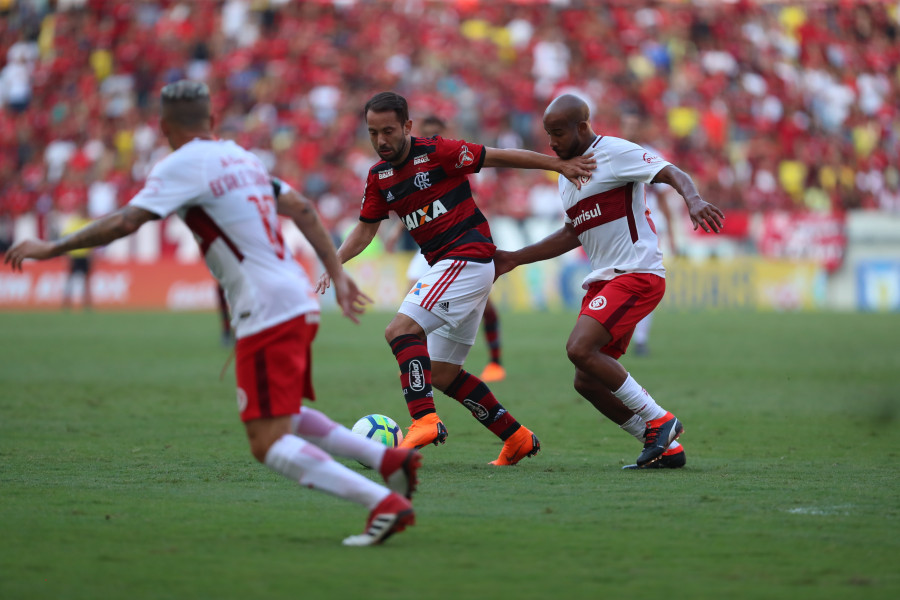 Inter x Flamengo