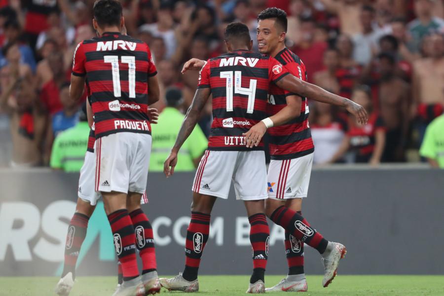 Flamengo combinação ideal de resultados