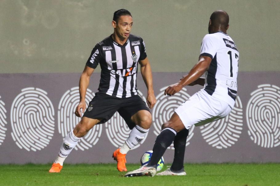 Ceará 2 x 1 Atlético-MG