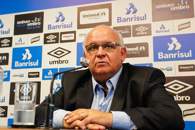 Romildo Bolzan Jr Grêmio