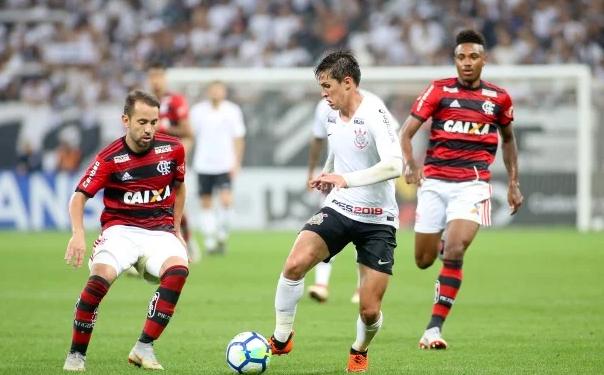 Corinthians x Flamengo ingresso