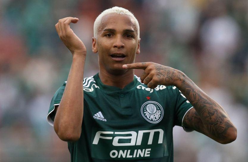 Deyverson deve ter nova chance pelo Palmeiras
