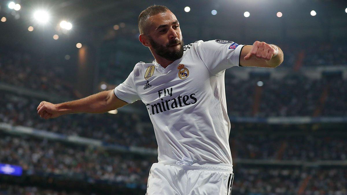 Benzema irá renovar com o Real até 2022.