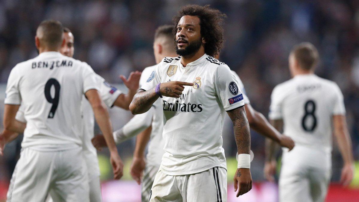 Marcelo falou sobre a motivação de jogar o El Clásico no Camp Nou.