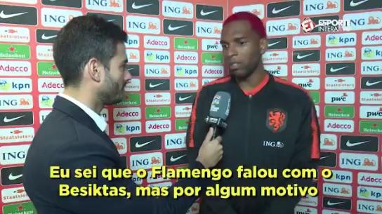 Babel elogia o Flamengo e revela porque a negociação com o