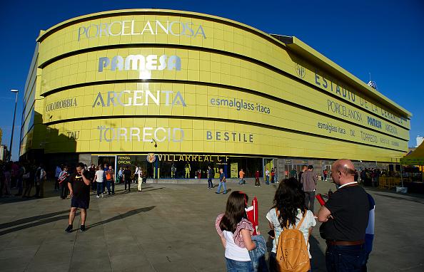 Voce Sabia Estadio Do Villarreal Tem Capacidade Para Metade Da