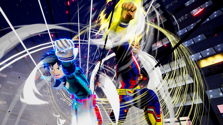 My Hero One's Justice está disponível nas Américas!