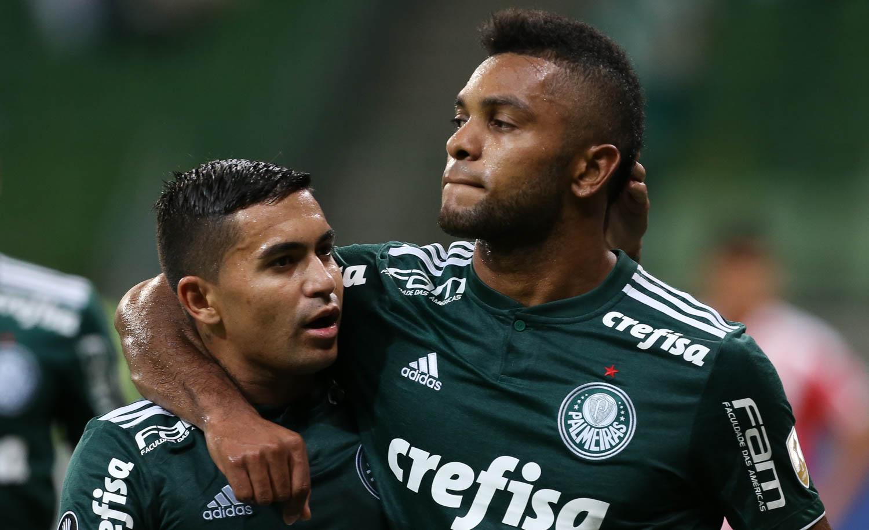 Veja como está a situação dos jogadores emprestados pelo Palmeiras