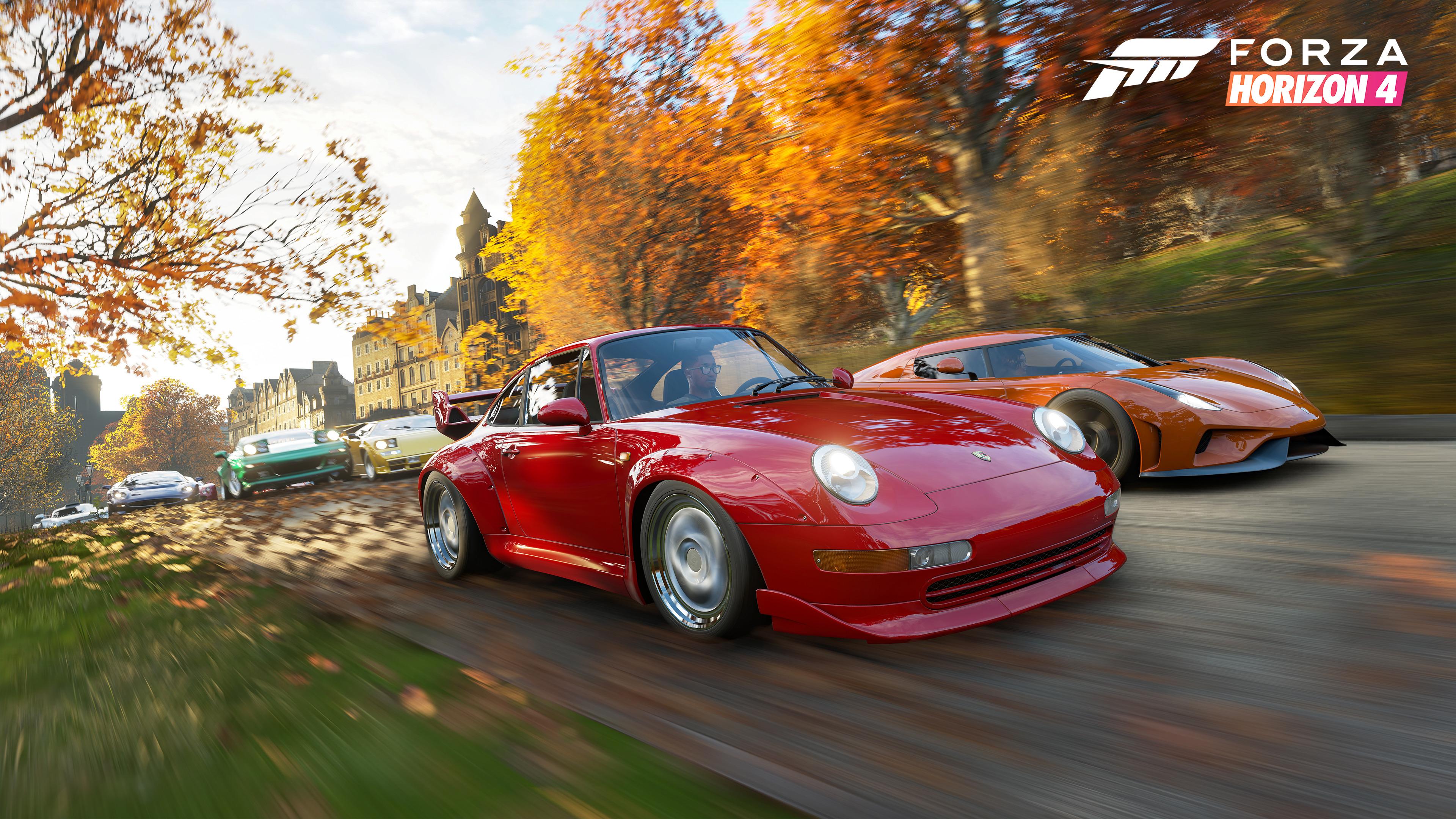 Forza Horizon 4 chega amanhã: principais novidades, críticas, carros e mais    Torcedores   Notícias sobre Futebol, Games e outros esportes