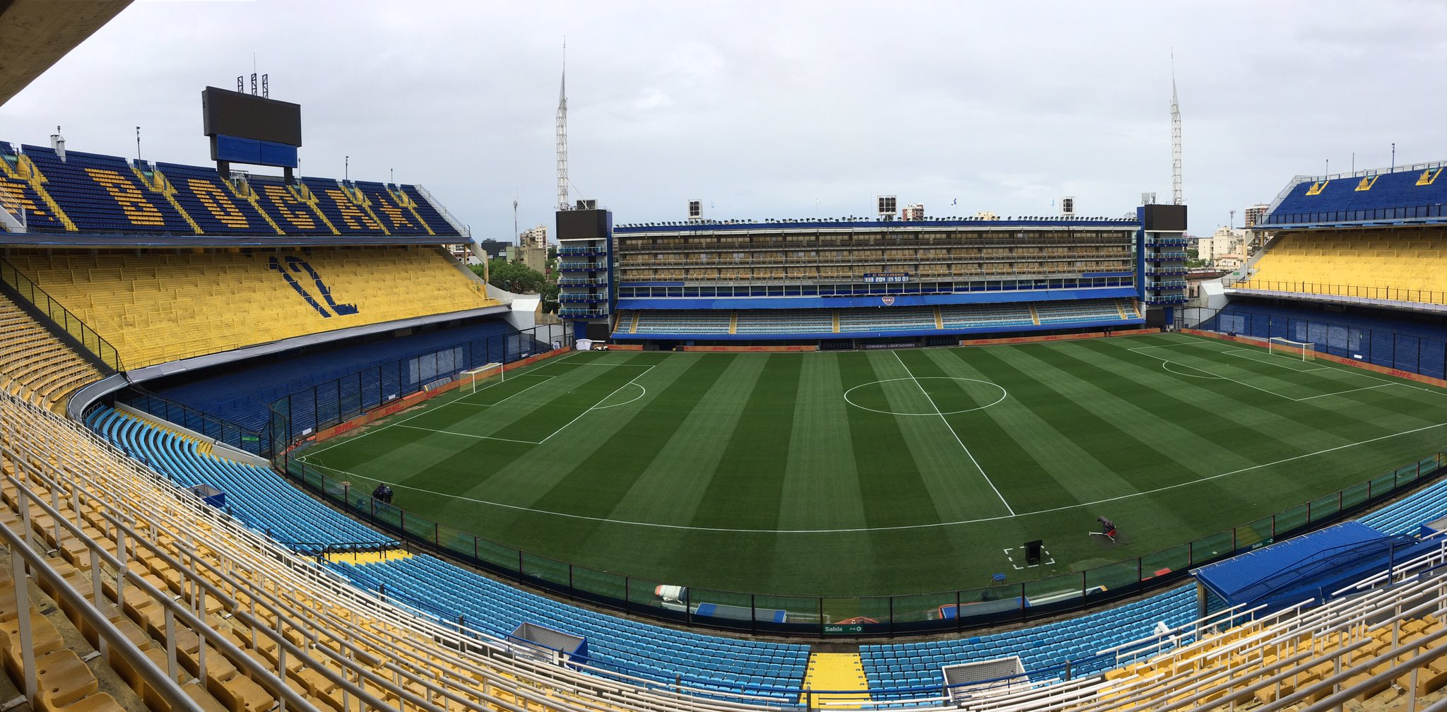 Bombonera, estádio do Boca Juniors