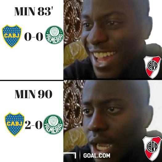 Palmeiras Vira Piada Na Argentina Após Derrota Para O Boca