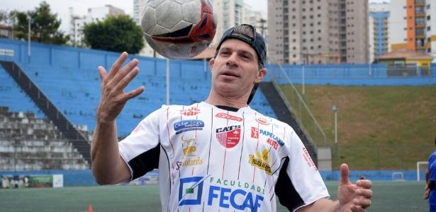 Túlio Maravilha afirma ter mais de 1000 gols