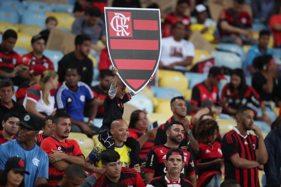 Média de público Flamengo Brasileiro