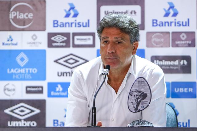 Renato Gaúcho Grêmio