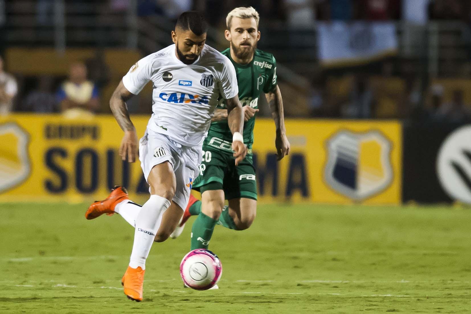 Palmeiras x Santos: pré-jogo