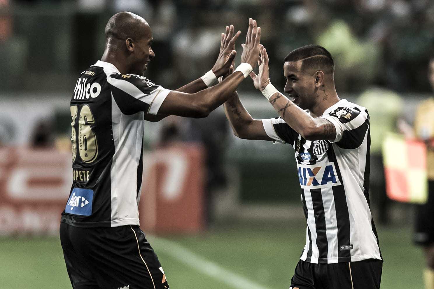 Santos time ideal para vencer a Chape