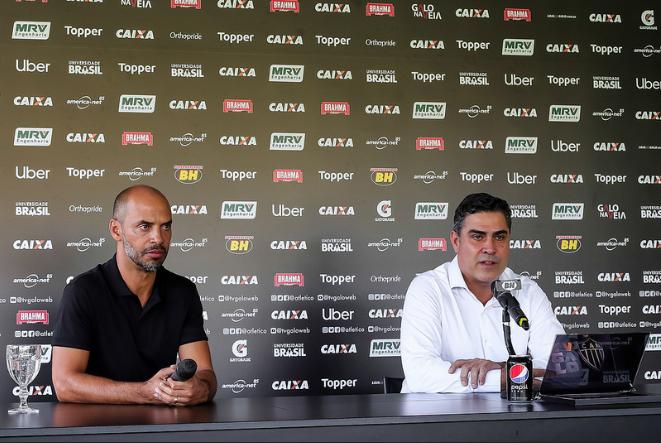 mercado da bola reforços contratações no Galo Luciano Diego Tardelli