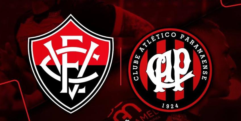 Vitória x Atlético-PR