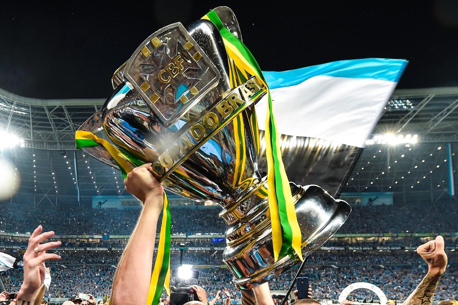 Copa do Brasil terá premiação ainda maior em 2019; veja