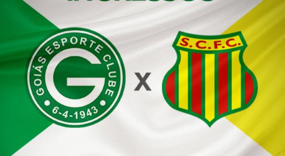 Goiás x Sampaio Corrêa