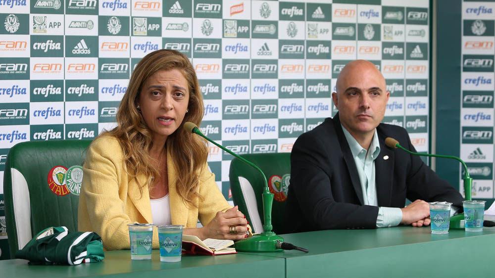 Leila - Maurício - Palmeiras