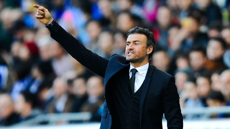Luis Enrique foi treinador da Espanha desde o fim da Copa do Mundo