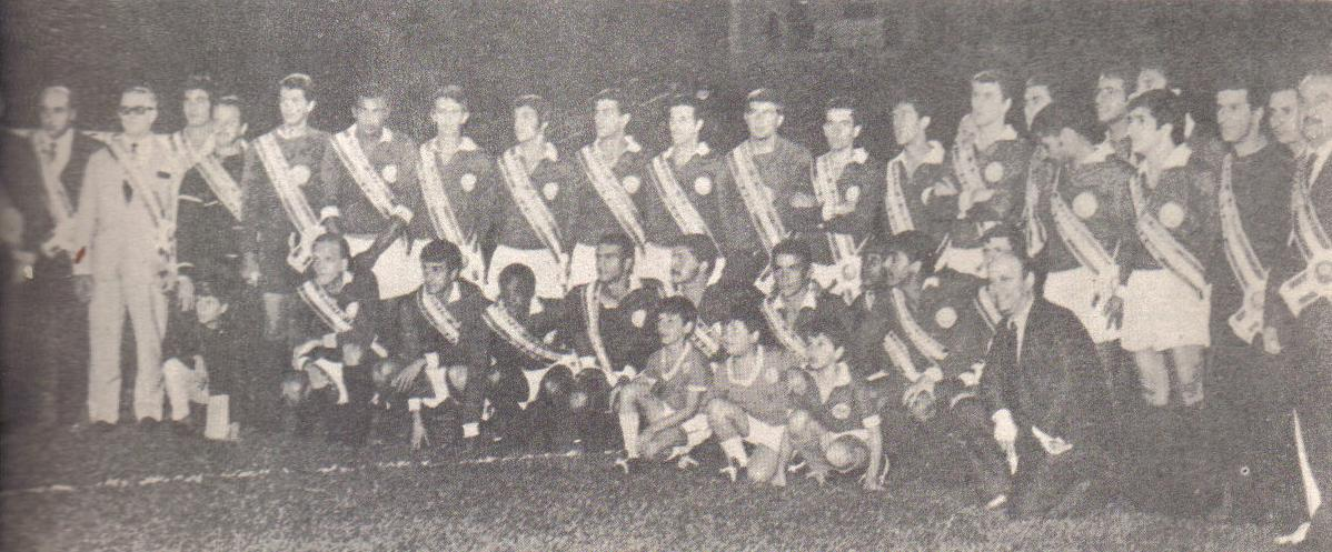 Palmeiras campeão brasileiro de 1969