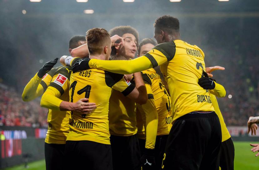 próximo jogo do Borussia Dortmund