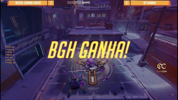 Brasil Gaming House é campeã da GameCon Challenge de Overwatch!
