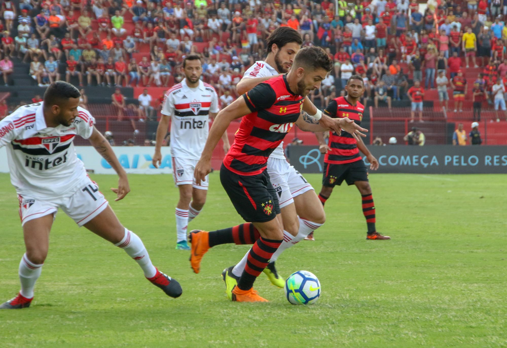 Sao Paulo X Sport Saiba Como Assistir Ao Jogo Ao Vivo Na Tv