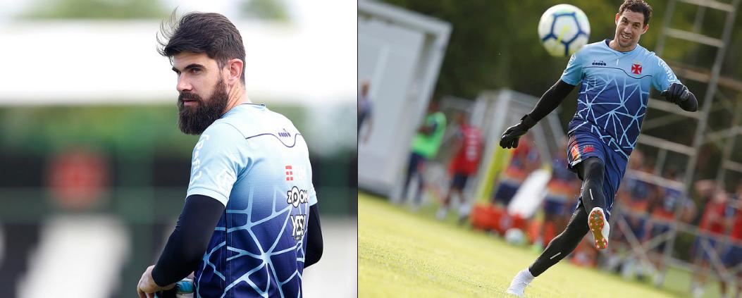 Fernando Miguel ou Martín Silva? Quem deve ser o goleiro titular do Vasco diante do Palmeiras?