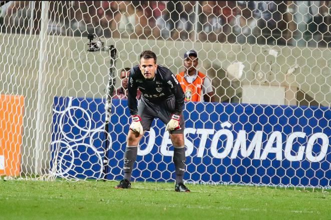 Confira lista dos jogadores que mais atuaram com a camisa do Galo em 2019 Victor, Réver, Cazares, Elias, Igor Rabello, Luan