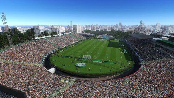 Estádio Palestra Itália PES 2019
