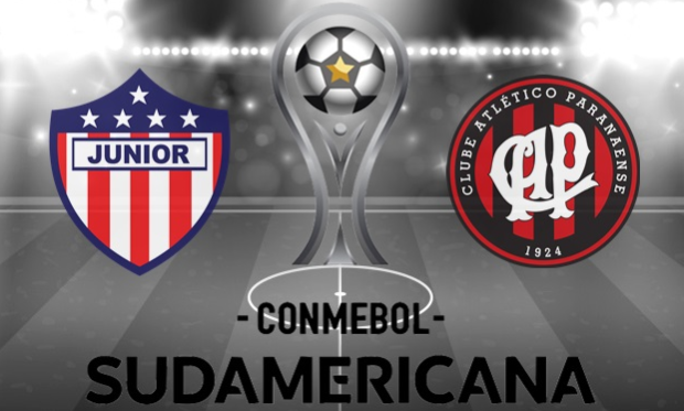 Junior Barranquilla x Atlético-PR
