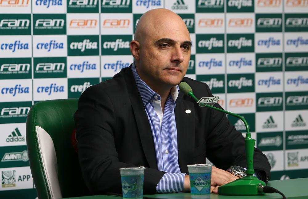 Palmeiras se posicionou sobre a MP 984.